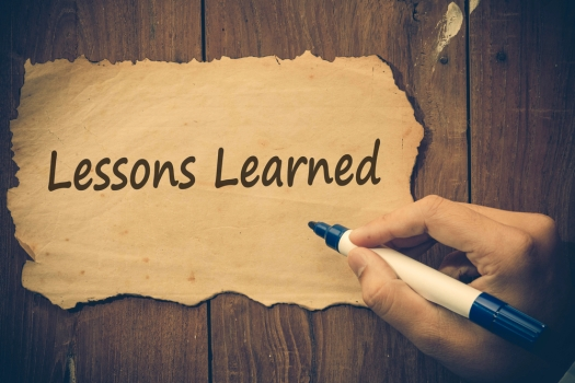 lessons-learned. Utopia Creations
